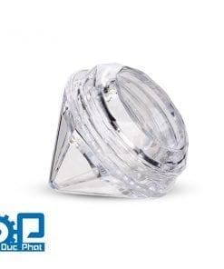 Hũ nhựa Kim Cương cao cấp 5g cho Nail