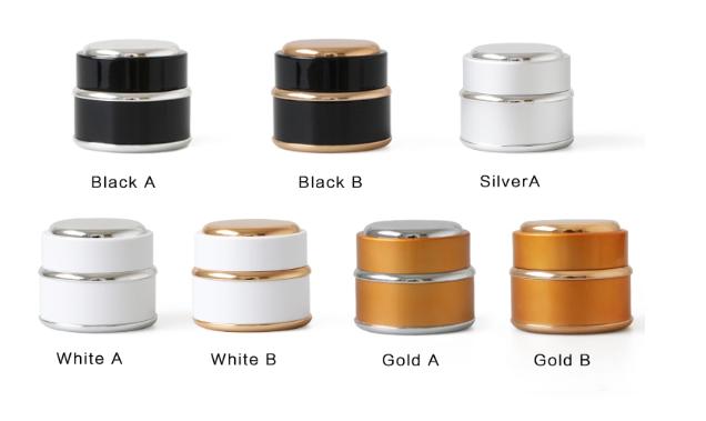 Top 7 Hũ nhựa viền vàng vân đá