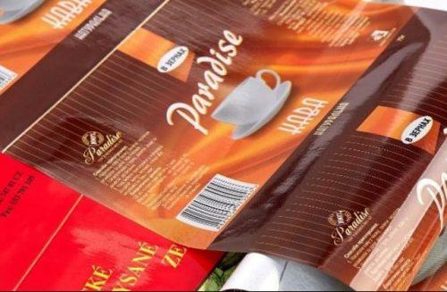 Bao bì Trà, Sữa, Cà phê
