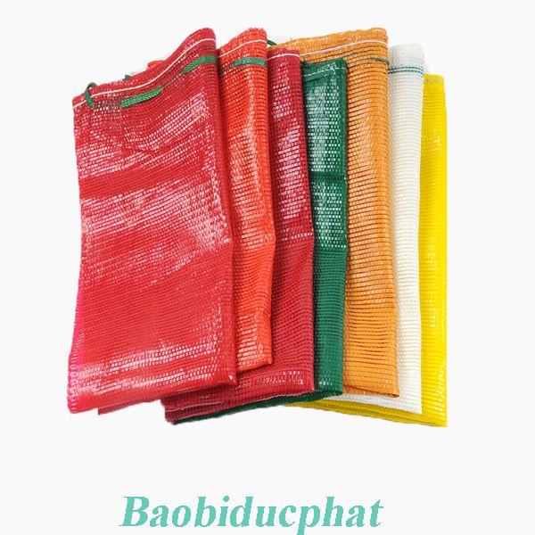Bao bì bằng dệt thường được sử dụng nhiều trong mùa màng nông nghiệp- baobiducphat