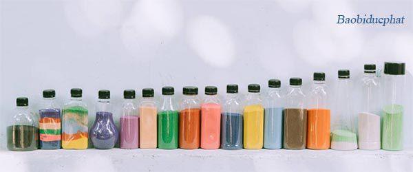 Những đặc điểm của chai nhựa pet an toàn chất lượng