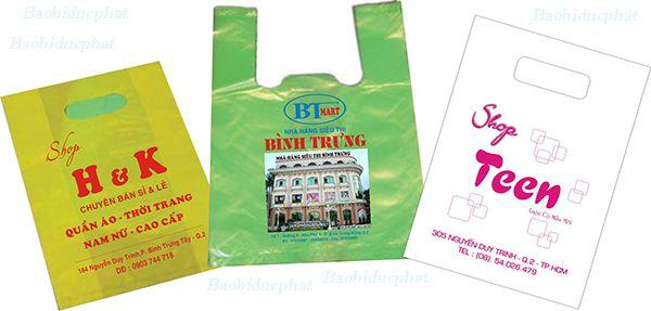 Bao bì nilong sử dụng tiện dụng- Baobiducphat