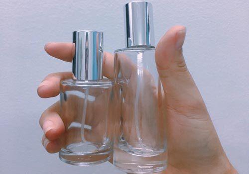 Chai chiết nước hoa 20ml giá rẻ chất lượng tại Đức Phát