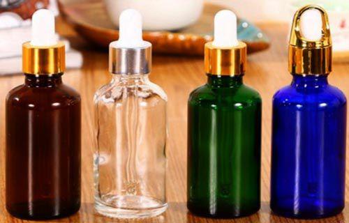 Phân loại vỏ chai tinh dầu thủy tinh phổ biến hiện nay
