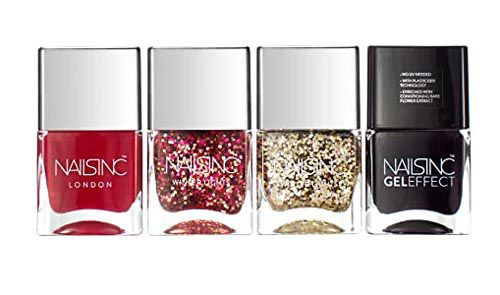 Set 3 hũ sơn móng tay Nails Inc Nail Polish Candy Cane Set