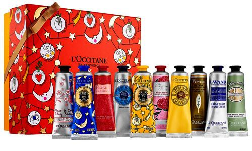 Set kem dưỡng tay L'Occitane Hand Cream Bouquet