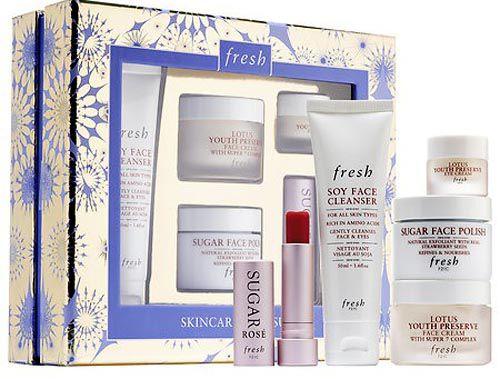 Set quà mỹ phẩm Fresh Skincare Treasures
