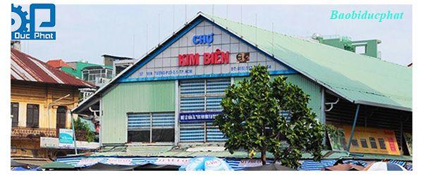Chợ Kim Biên chuyên buôn bán các loại chai hũ thủy tinh - Baobiducphat