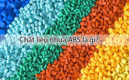 Chất liệu nhựa ABS là gì - Đặc điểm và ứng dụng của hạt nhựa ABS