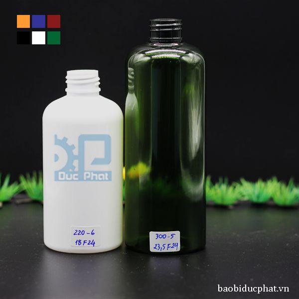 Chai 220 ml nắp bật (3)
