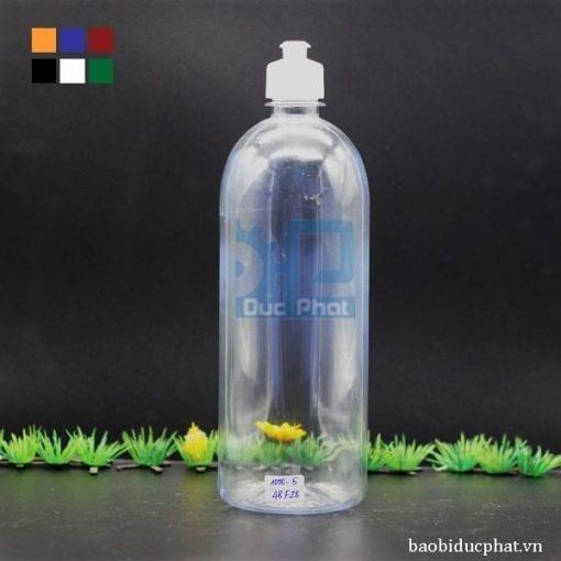 Chai nhựa 1000ml (2)