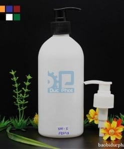 Chai xịt bằng nhựa 500ml