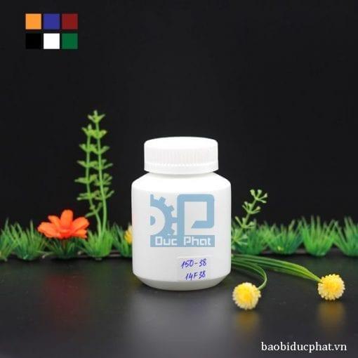Lọ HDPE 150 ml (2)