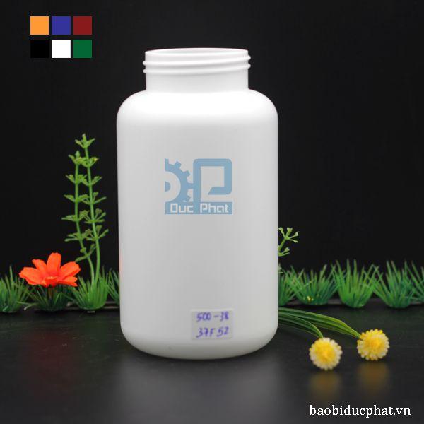 Lọ nhựa HDPE cỡ lớn (2)