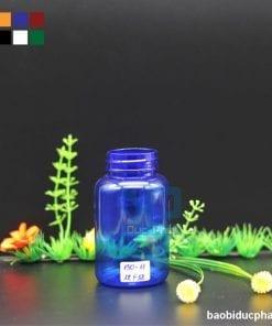 Lọ pet 150 ml màu tùy chọn (2)