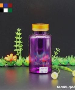 Lọ pet 200ml