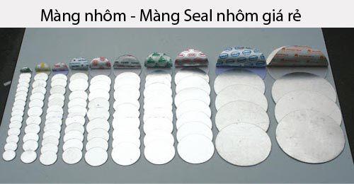 Màng nhôm - Màng Seal - Màng Siu nhôm giá rẻ tại Bao bì Đức Phát