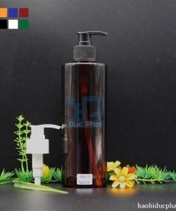 chai nhựa có vòi xịt 500ml (2)