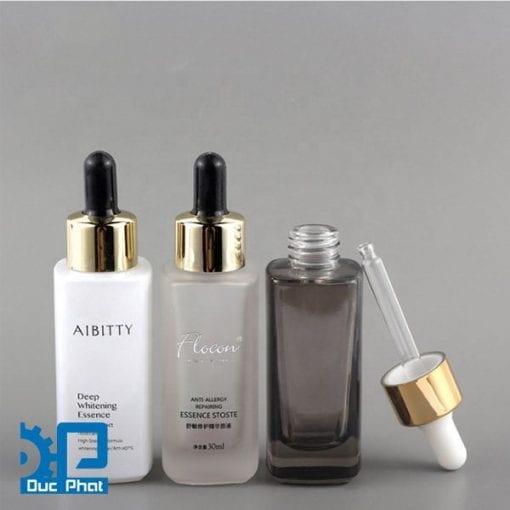 Chai dầu thủy tinh sang chảnh 30ml (4)