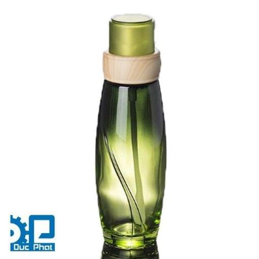 Chai mỹ phẩm thủy tinh tùy chọn thể tích (2)