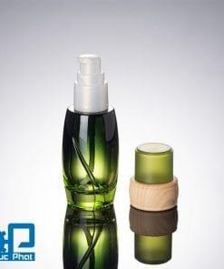 Chai mỹ phẩm thủy tinh tùy chọn thể tích (3)