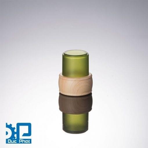 Chai mỹ phẩm thủy tinh tùy chọn thể tích (5)