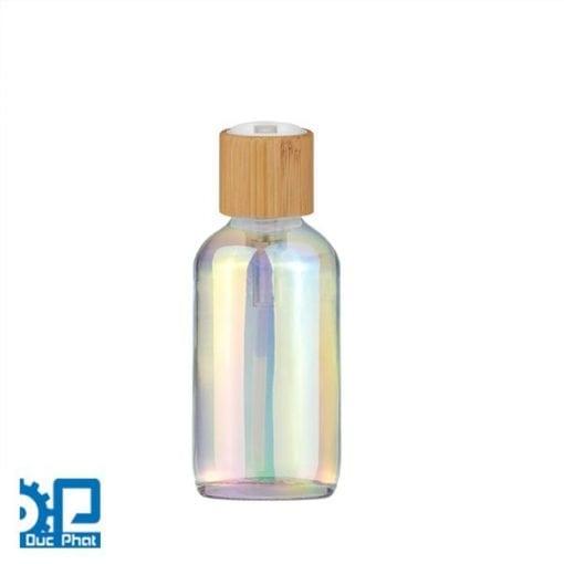 Chai thủy tinh nhiều màu sắc (2)