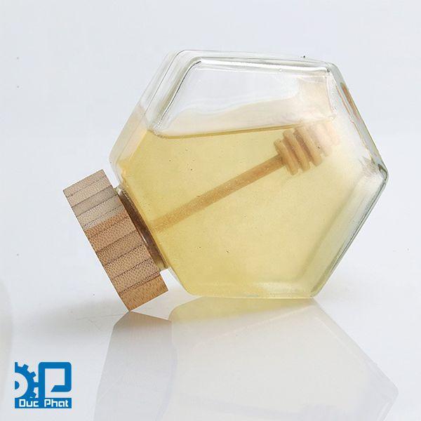 Lọ lục giác 350 ml (2)