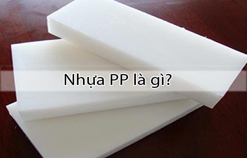 Nhựa PP là gì - Đặc tính và ứng dụng của chất liệu nhựa Polypropylen
