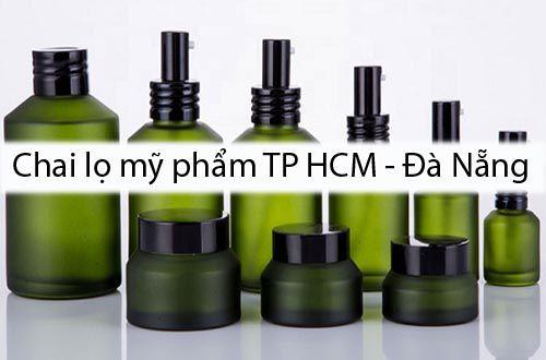 Hướng dẫn mua chai lọ đựng mỹ phẩm TP HCM - Đà Nẵng và các tỉnh thành khác
