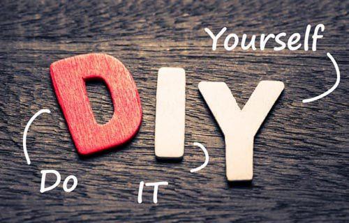 DIY là gì - Sự khác biệt giữa DIY Handmade và Homemade