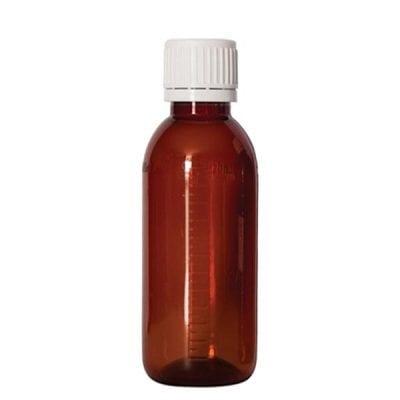 Chai nhựa đựng siro120ml - Đức Phát