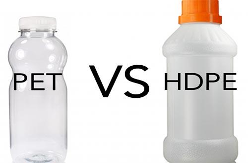 Sự khác biệt trong quy trình sản xuất HDPE và PET