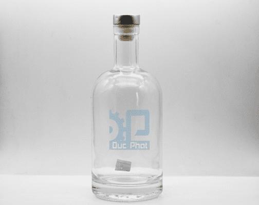 Chai thủy tinh đựng rượu RY750